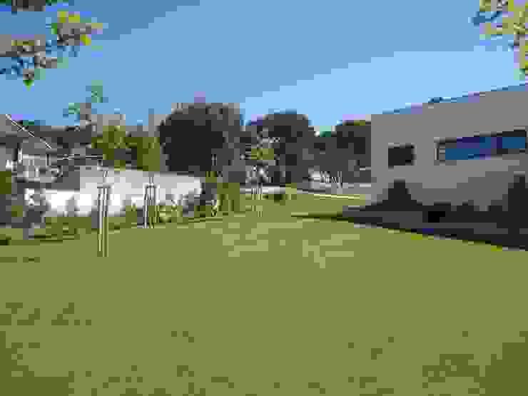 Jardim. Jardins minimalistas por RAQUEL FRIAS - ARQUITECTURA PAISAGISTA Minimalista