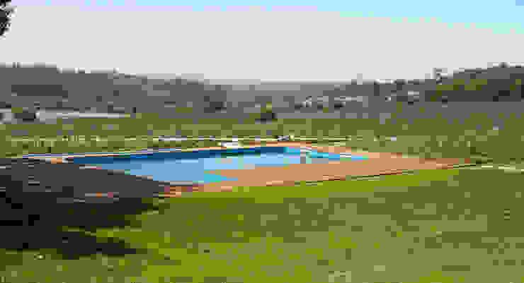 Quinta de Vilar Jardins minimalistas por Raquel Frias - arquitectura paisagista Minimalista
