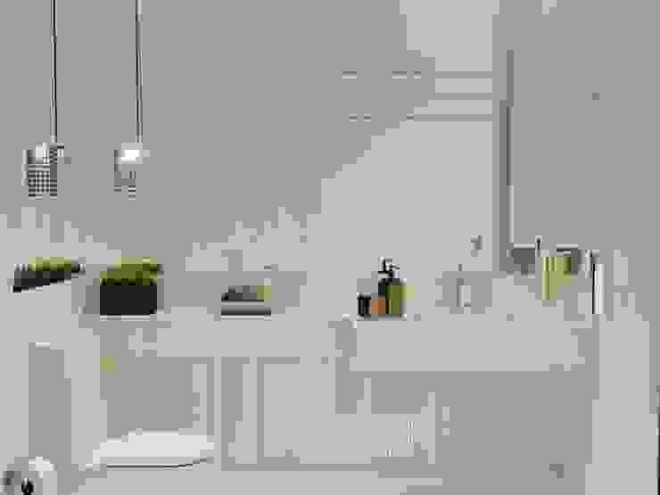 Lavabo Banheiros clássicos por Spazzio Design Clássico
