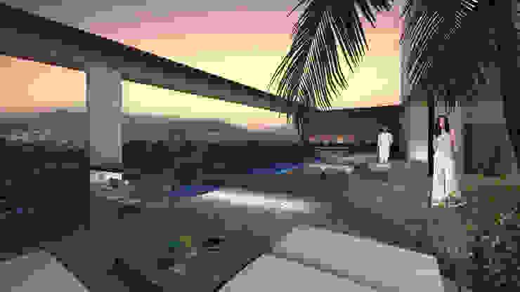 Energy Living de M Group Arquitectura Minimalista