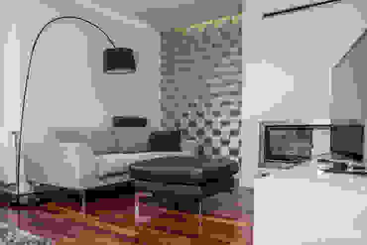 HOLADOM Ewa Korolczuk Studio Architektury i Wnętrz Living room