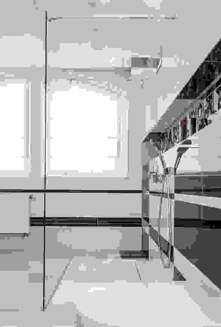 HOLADOM Ewa Korolczuk Studio Architektury i Wnętrz Baños minimalistas