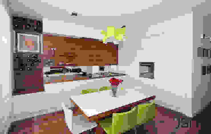 Projekty,  Kuchnia zaprojektowane przez homify, Nowoczesny
