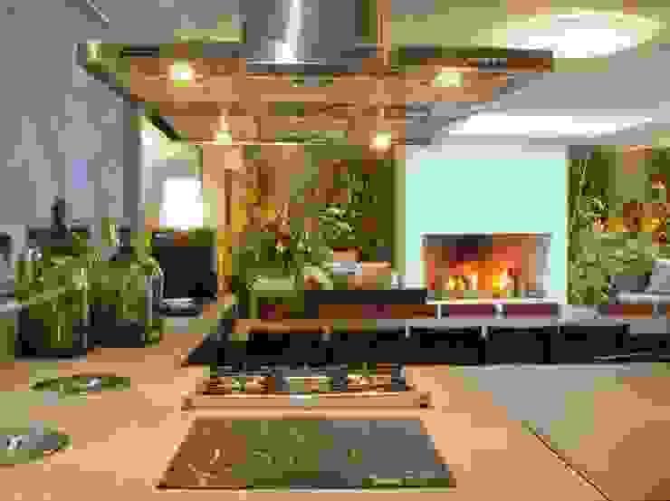 PROJ. ARQ. SUSANA NEDEL Cozinhas modernas por BRAESCHER FOTOGRAFIA Moderno
