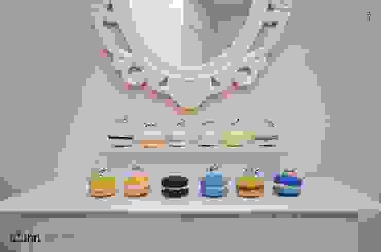 디저트캔들 - 마카롱 / 아이스크림캔들: 어떤의 현대 ,모던
