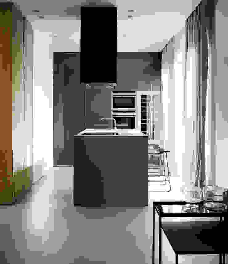 Cocinas de estilo minimalista de StudioCR34 Minimalista