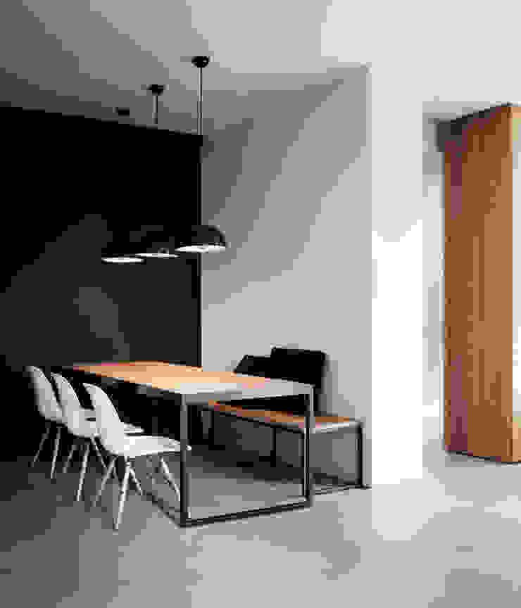 Comedores de estilo minimalista de StudioCR34 Minimalista