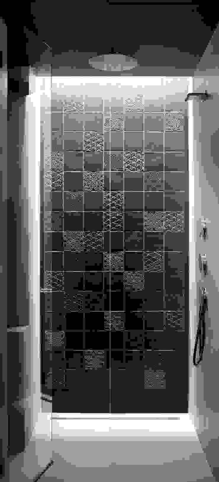 Baños de estilo minimalista de StudioCR34 Minimalista