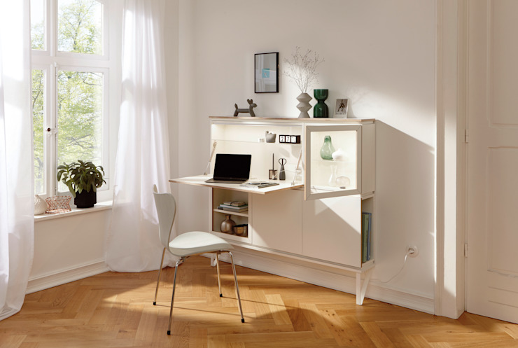 studio michael hilgers Study/officeDesks