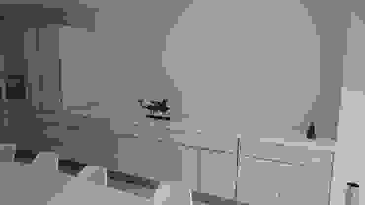 Mako laboratorio KücheArbeitsplatten Plastik Weiß