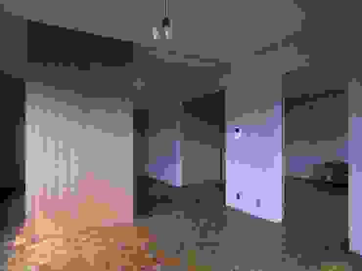 h16m モダンスタイルの寝室 の aoydesign 株式会社アオイデザイン モダン