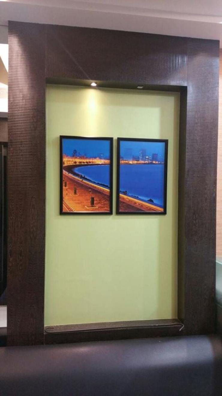 Bureau moderne par Alaya D'decor Moderne Contreplaqué