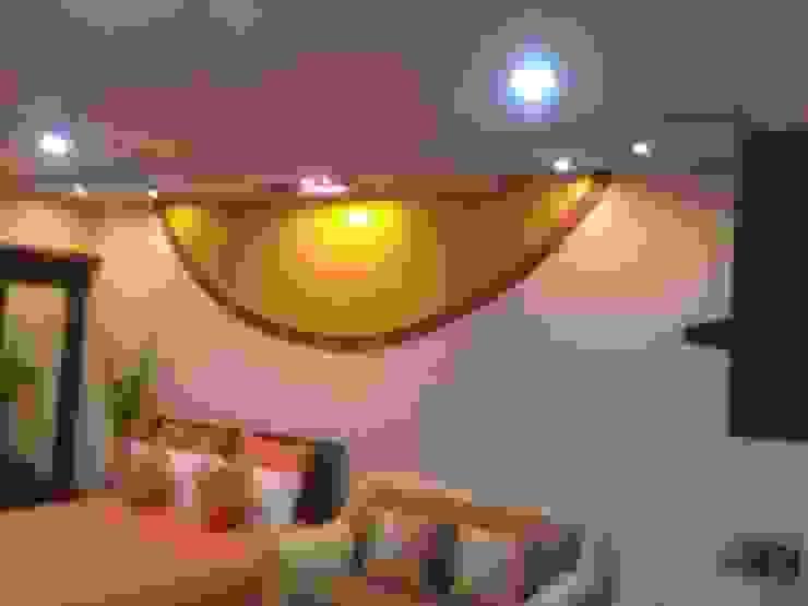 STUDIO APARTMENT IN NAVI MUMBAI Modern style bedroom by Alaya D'decor Modern Marble