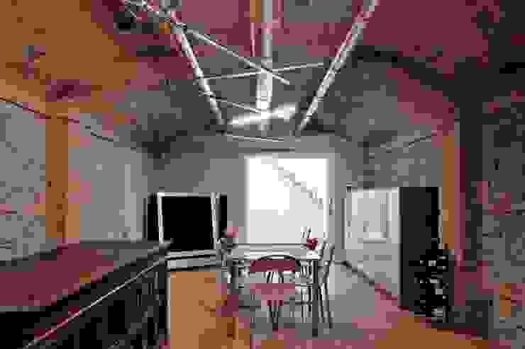 Taverna Cantina moderna di Studio Olmeda Arch. Marco Amedeo Moderno