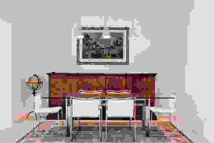 Soggiorno Sala da pranzo moderna di Studio Olmeda Arch. Marco Amedeo Moderno