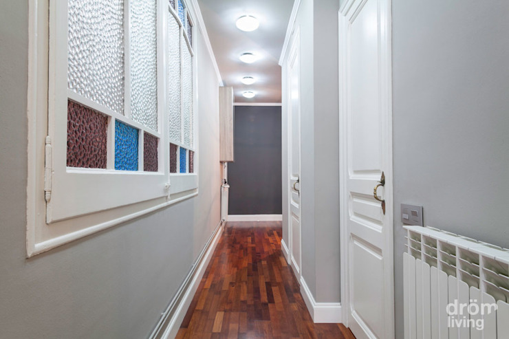 Corridor, hallway by Dröm Living, Minimalist