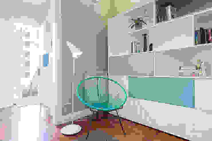 Living room by Dröm Living, Minimalist