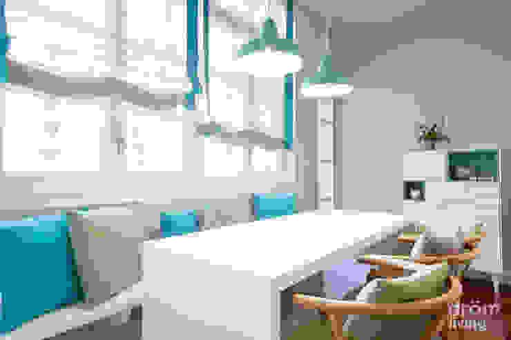 غرفة السفرة تنفيذ Dröm Living