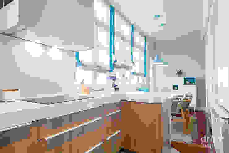 مطبخ تنفيذ Dröm Living