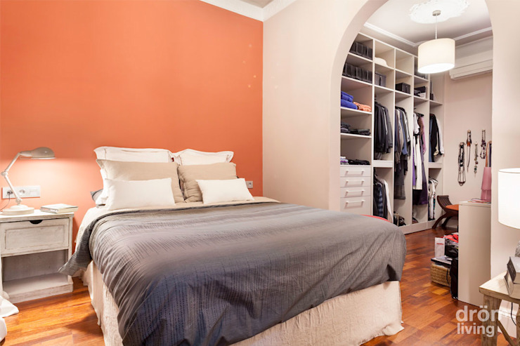 Bedroom by Dröm Living, Minimalist