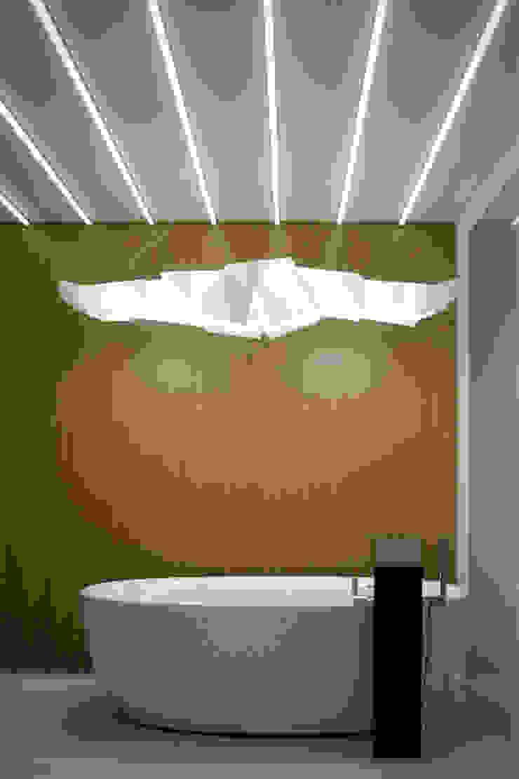 ŁAZIENKA SZCZECIN Nowoczesna łazienka od GÓRSKI CHMIELEWSKA ARCHITEKCI Nowoczesny