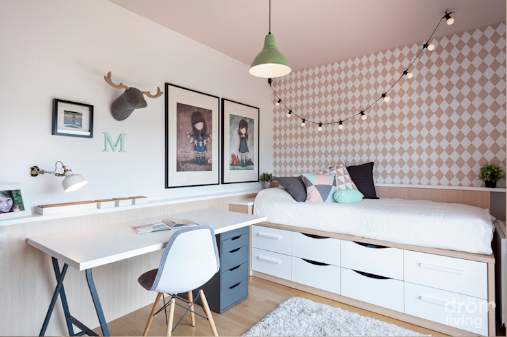 scandinavian  by Dröm Living, Scandinavian