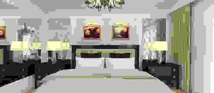 Classic style bedroom by Kerim Çarmıklı İç Mimarlık Classic