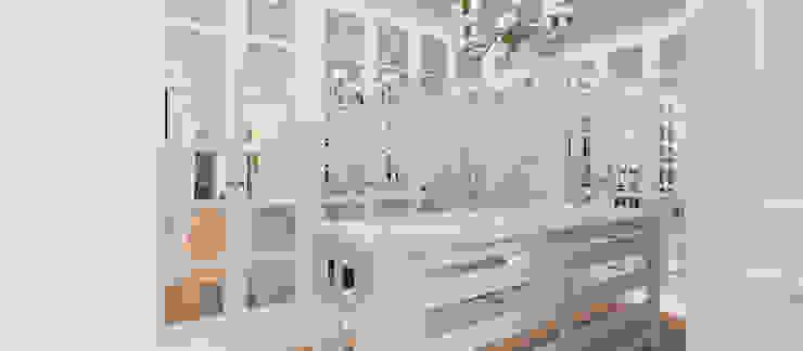 A.G. Evi Klasik Giyinme Odası Kerim Çarmıklı İç Mimarlık Klasik