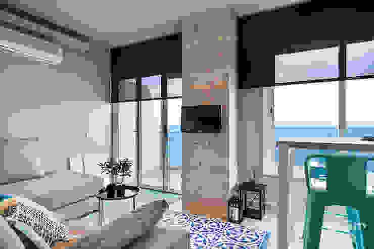 32 m2 mediterráneos de Dröm Living Mediterráneo