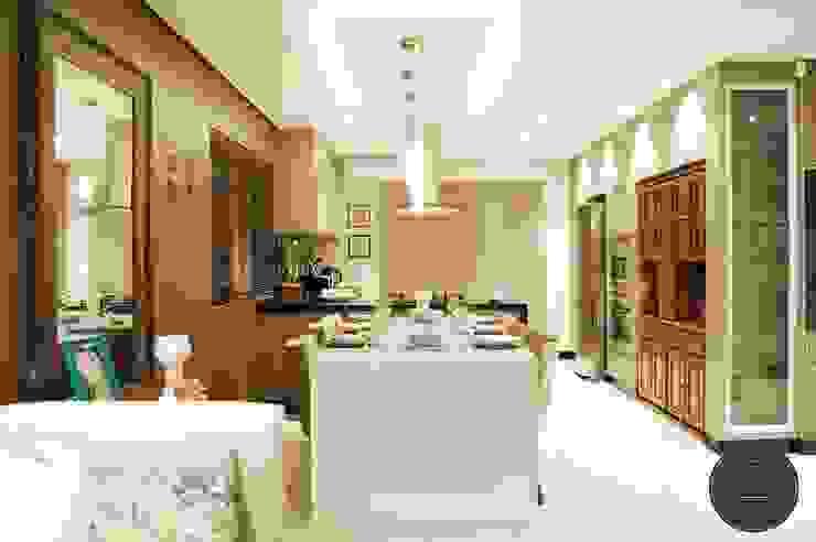 EDW Design de Interiores | LightDesign ห้องทานข้าว
