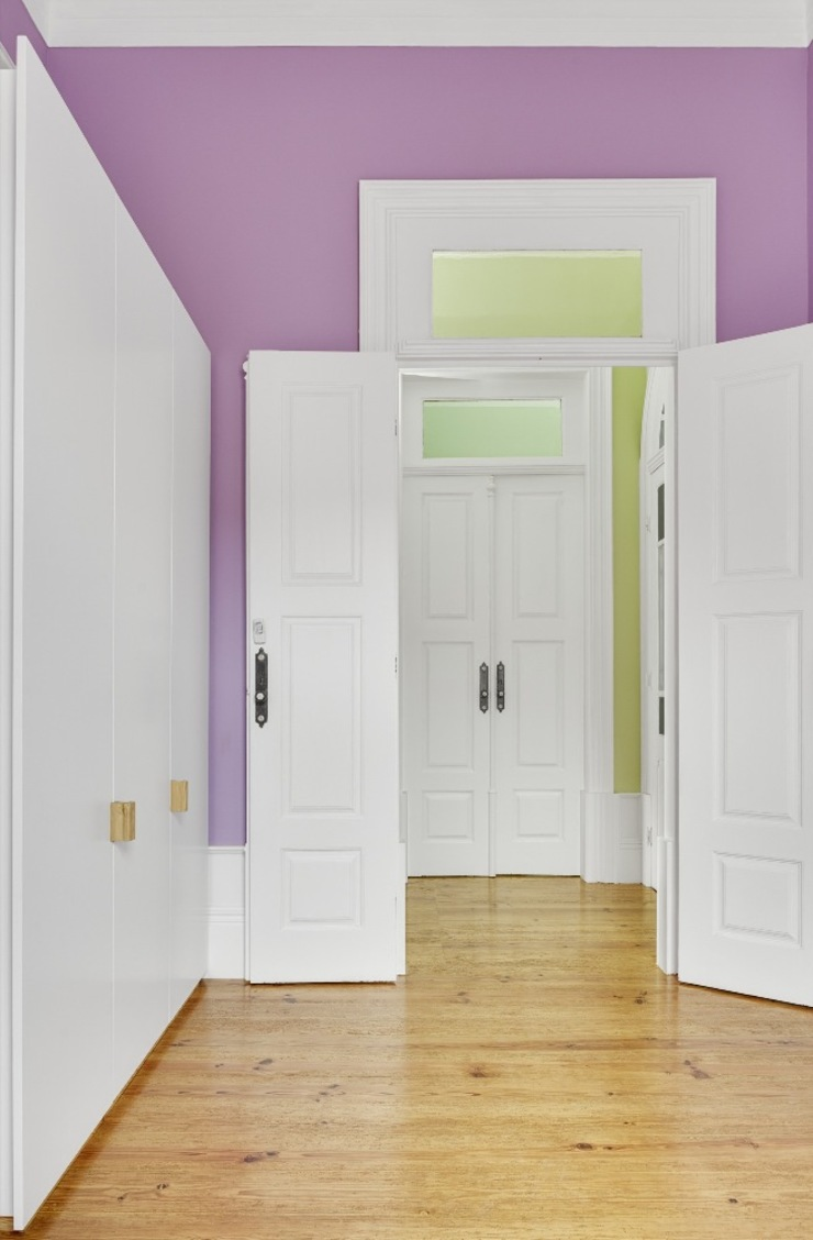 Recuperação de casa em Ovar Quartos modernos por Nelson Resende, Arquitecto Moderno