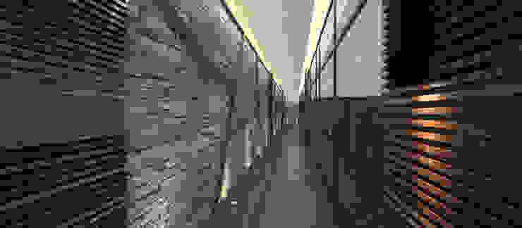 Spora Club Asyatik Koridor, Hol & Merdivenler Kerim Çarmıklı İç Mimarlık Asyatik