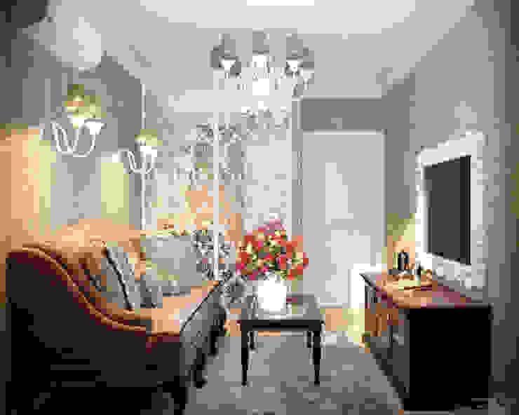 http://dasha-designer.blogspot.ru/p/blog-page_5.html Гостиная в стиле модерн от Студия интерьерного дизайна happy.design Модерн
