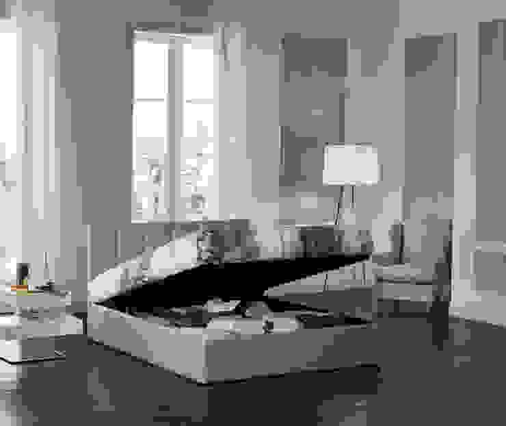SUPER STORAGE BEDS di OGGIONI - The Storage Bed Specialist Moderno