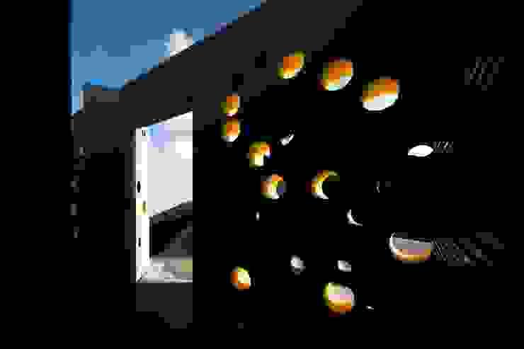 Casa em Souto Janelas e portas modernas por Nelson Resende, Arquitecto Moderno