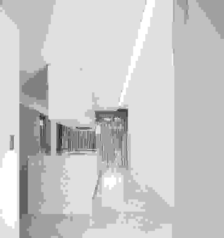 Casa em Souto Cozinhas modernas por Nelson Resende, Arquitecto Moderno