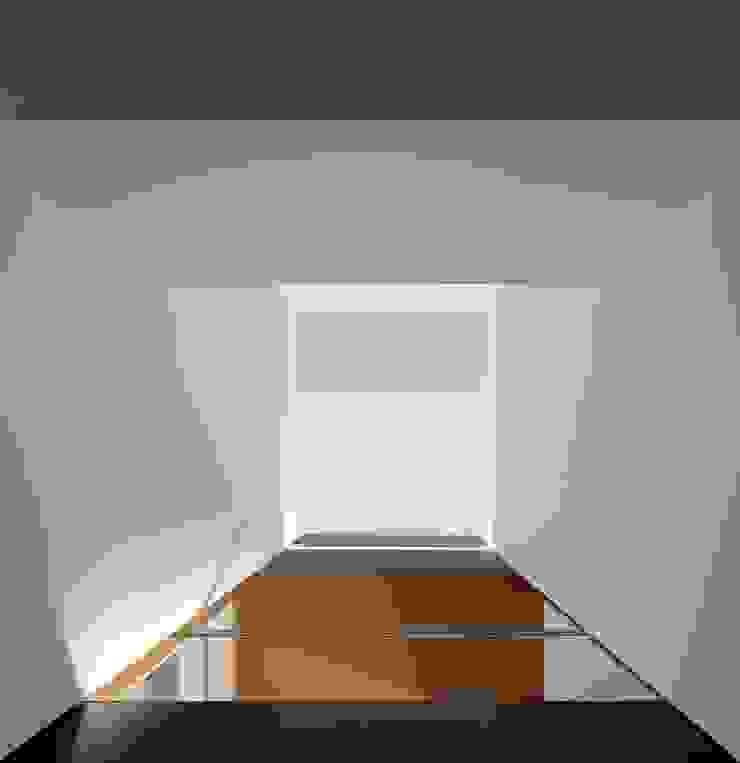 Casa em Souto Corredores, halls e escadas modernos por Nelson Resende, Arquitecto Moderno