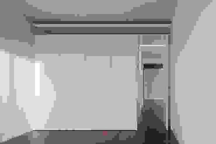 Casa em Souto Quartos modernos por Nelson Resende, Arquitecto Moderno