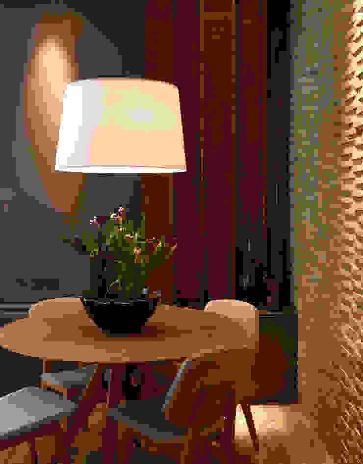 Living sala de estar Salas de estar modernas por Flaviane Pereira Moderno