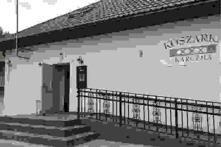 HOLADOM Ewa Korolczuk Studio Architektury i Wnętrz Bars & clubs classiques