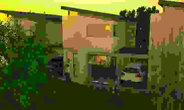 Proyecto Duplex - City Bell de Renders SLB