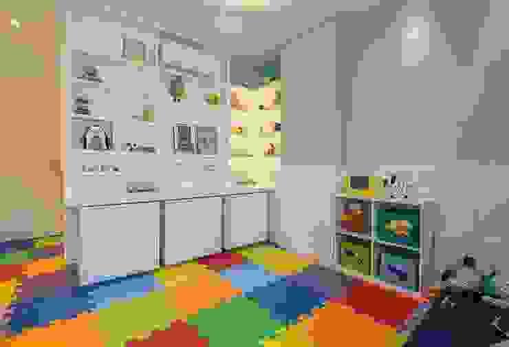 Dormitorios infantiles modernos: de Duplex Interiores Moderno