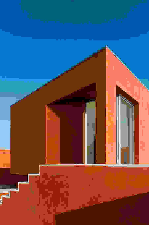 The O HouseBom Sucesso, Design Resort, Leisure & Golf, Óbidos Mediterranean style houses by Atelier dos Remédios Mediterranean