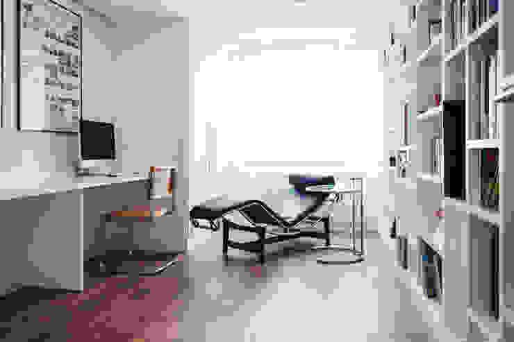 homify Ruang Studi/Kantor Minimalis