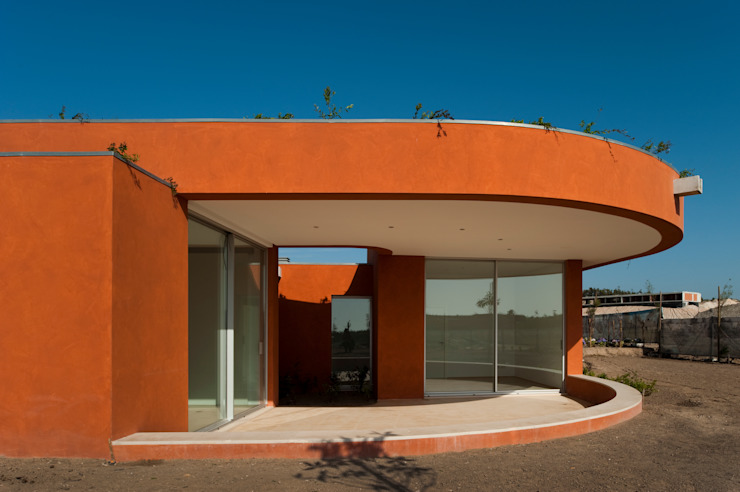 The O HouseBom Sucesso, Design Resort, Leisure & Golf, Óbidos 根據 Atelier dos Remédios 地中海風