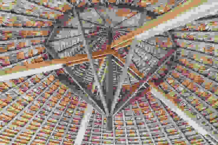 Kipará Té Etnoaldea Turística Embera / Juan Pablo Dorado + Oficina Suramericana de Arquitectura Casas de estilo tropical de Oficina Suramericana De Arquitectura Tropical Madera maciza Multicolor