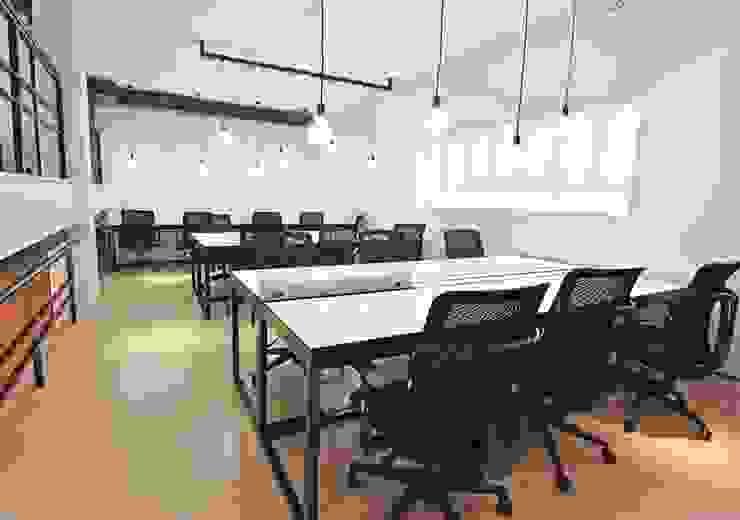 Trua arqruitectura Modern study/office