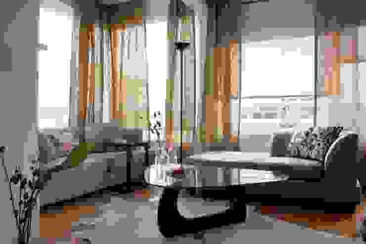 Livings de estilo moderno de Trua arqruitectura Moderno