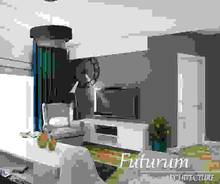 Livings modernos: Ideas, imágenes y decoración de Futurum Architecture Moderno
