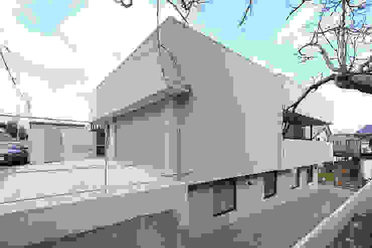Y Residence モダンな 家 の ヒココニシアーキテクチュア株式会社 モダン コンクリート